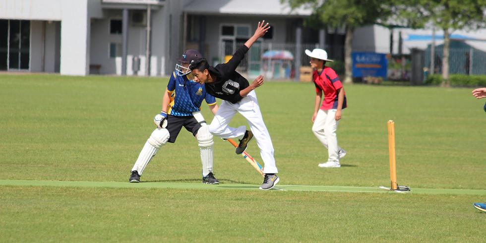 Junior Boys Cricket