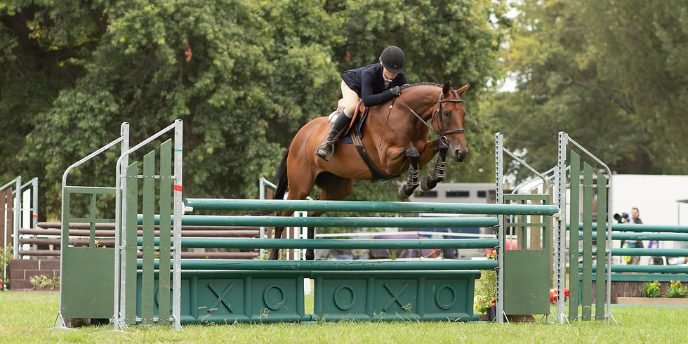 Equestrian Combined Training