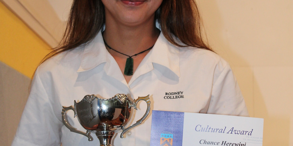 SPORTS AND CULTURAL PRIZEGIVING