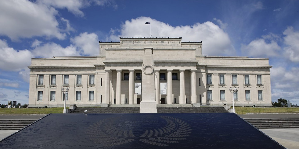 YEAR 11 & 12 HISTORY & GEOGRAPHY - AUCKLAND MUSEUM