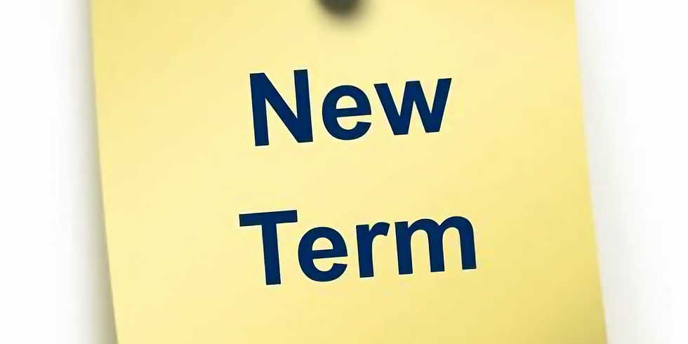 Term 3 starts