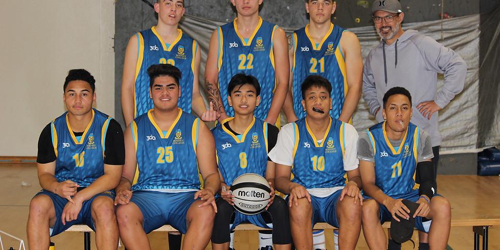 Senior Boys Basketball Div 2