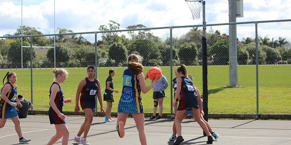FAST FIVE NETBALL YEAR 9 & 10 MIXED