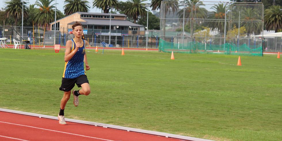 1500m - athletics - lunchtime