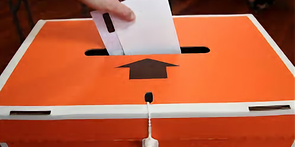 Student Trustee (BOT) Election Day