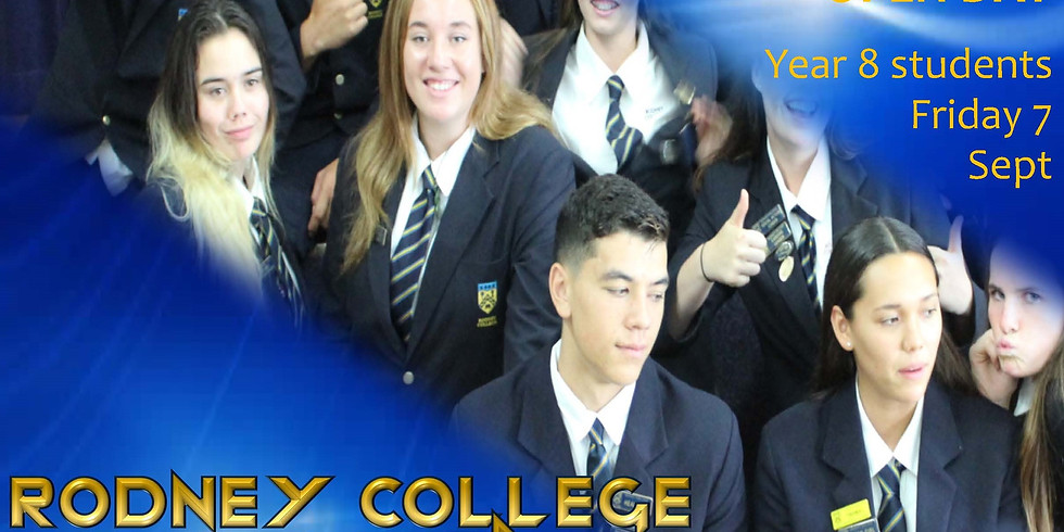 Year 8 Open Day