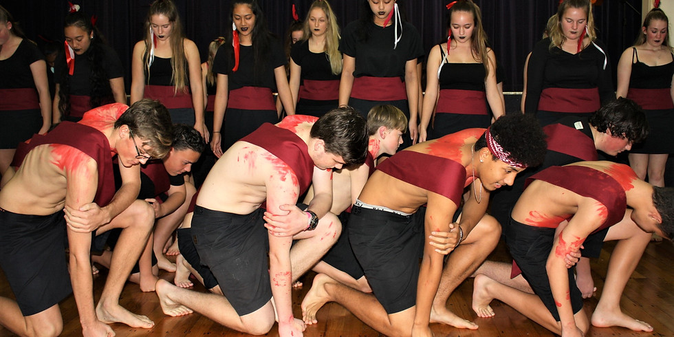 Inter House Haka Competition
