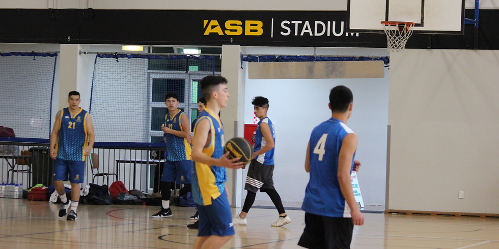 Boys Lower North Basketball