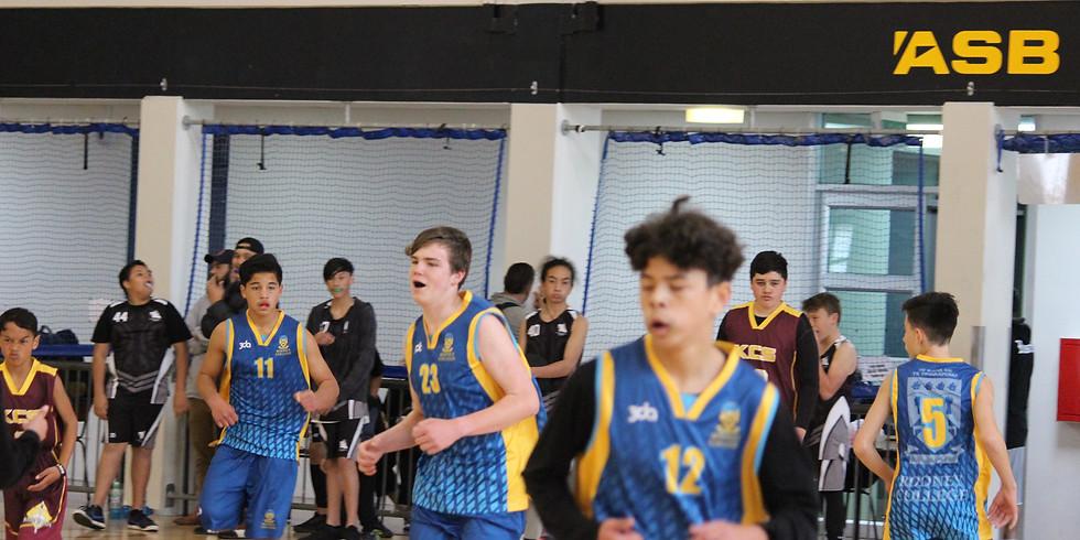 Junior Boys Basketball Div 2