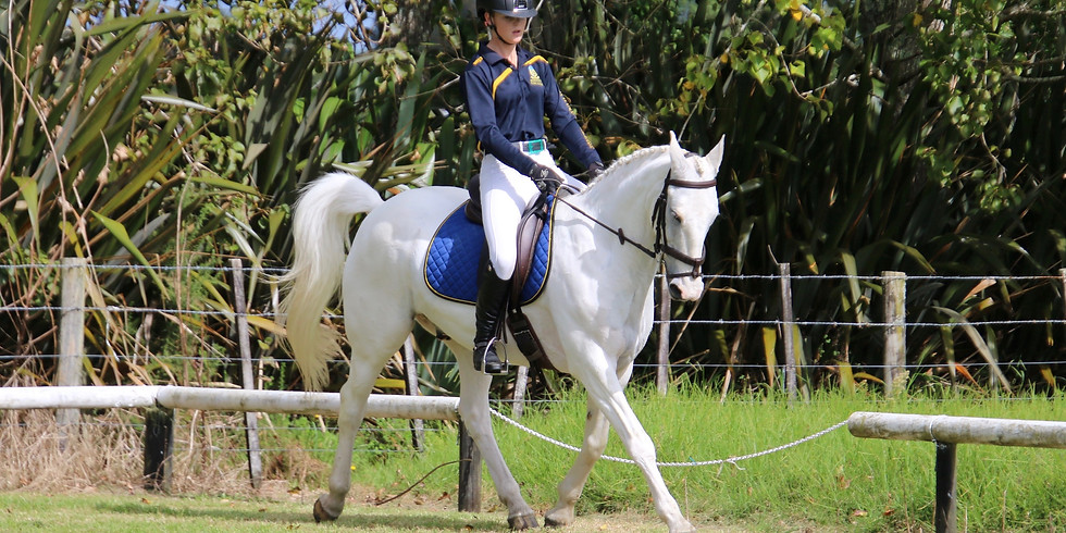 Equestrian Combined Training (TBC)