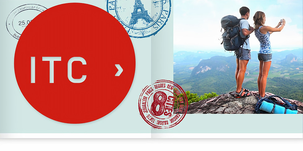 International Travel College visit
