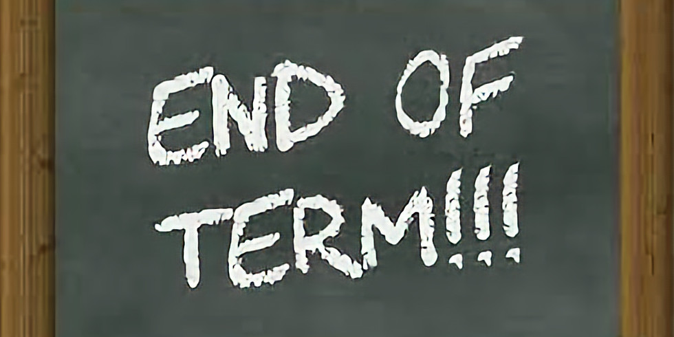 END OF TERM 2