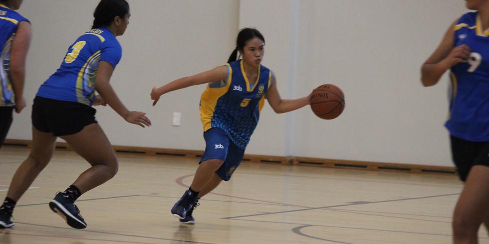 Girls Lower North Basketball