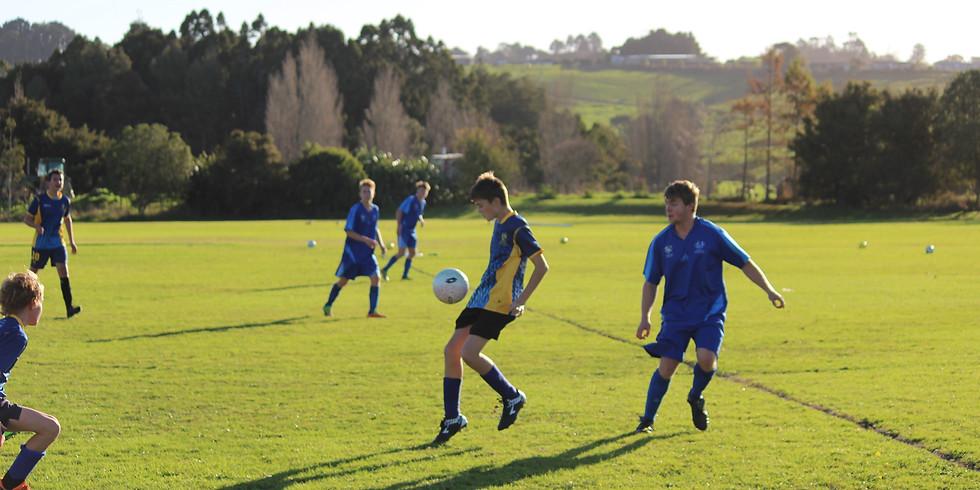 MID WEEK FOOTBALL STARTS