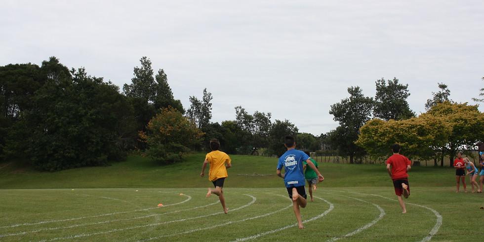 800m - athletics - lunchtime