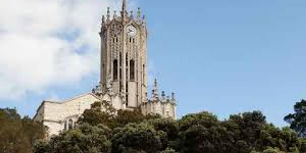 Auckland University visit