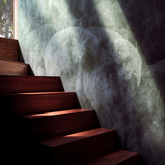 Palmyra House Stairs
