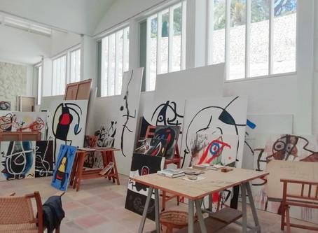 La presencia de Miró
