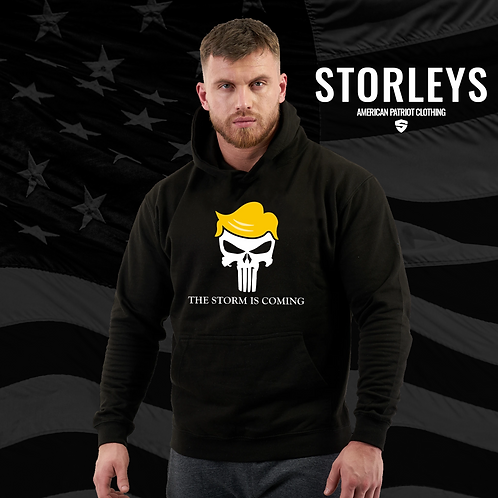 The Storm Is Coming Hoodie