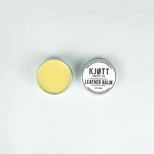 Leather Balm 1oz