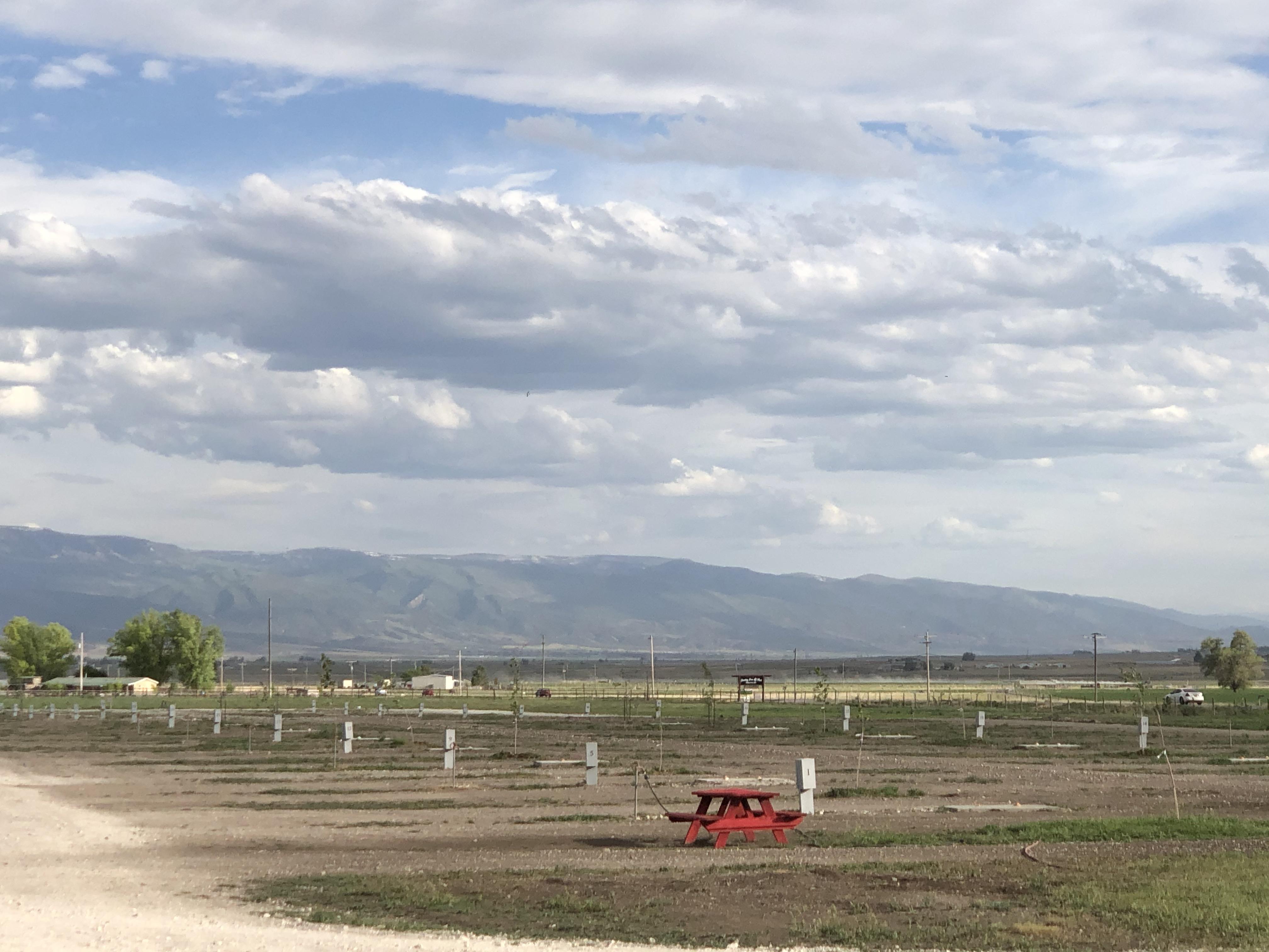 RV Park View