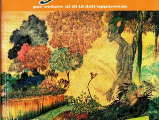 """Obras de Adriano Colangelo publicada na revista """"Il Giornale dei Misteri"""", da Italia"""