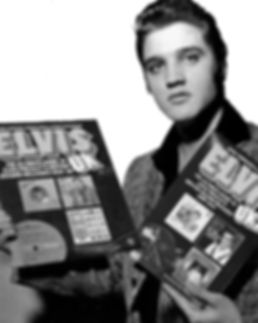 Elvis Presley UK Vinyl