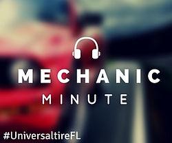 Universal Tire & Auto Mechanic Minute