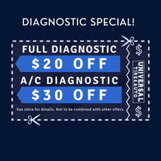 Diagnostic Special