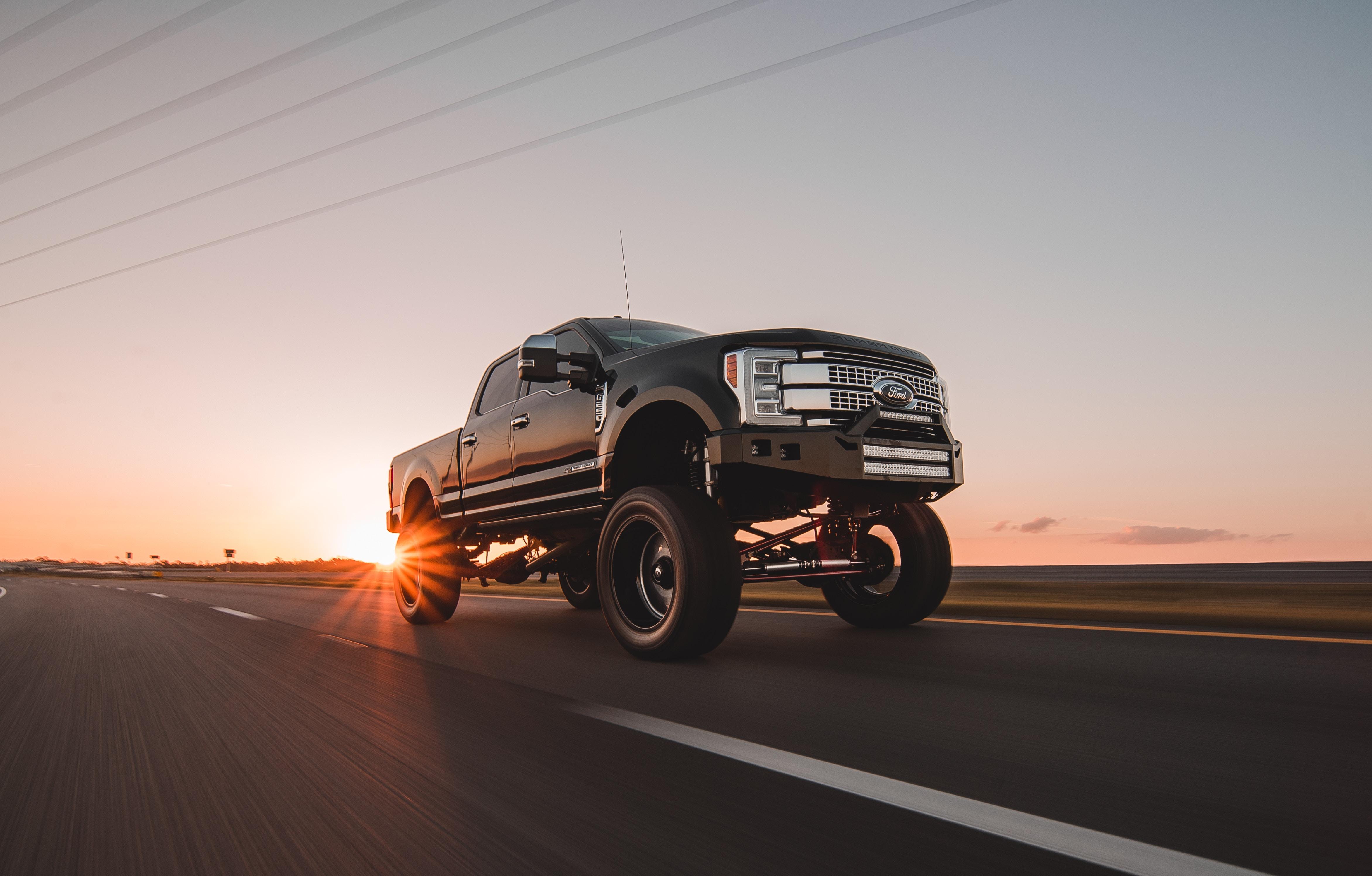 4x4 truck customization