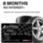 6 Months No Interest - Coupon - Universal Tire & Auto