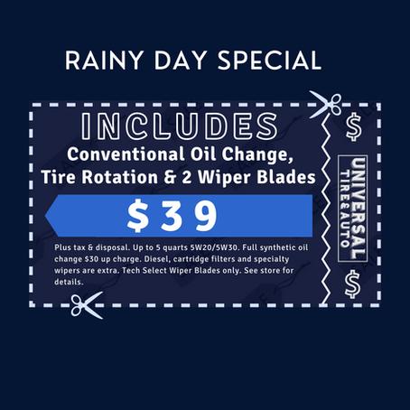 Rainy Day Special