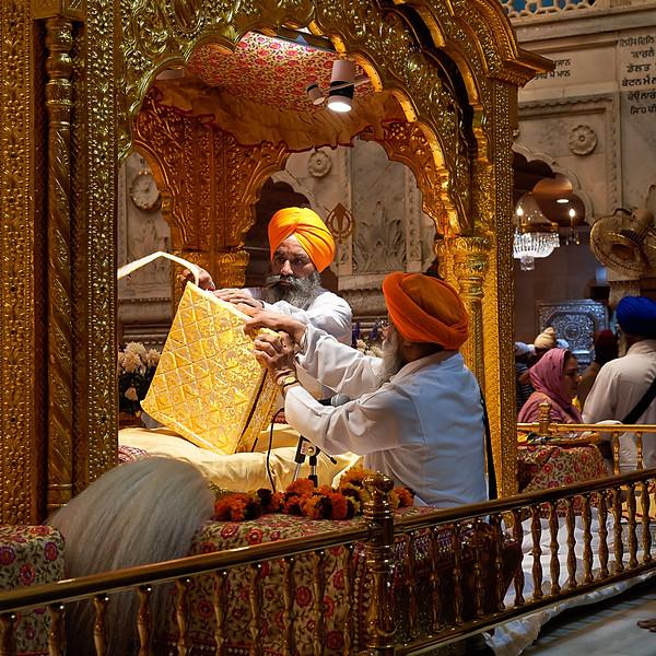 Sikh temple - Delhi