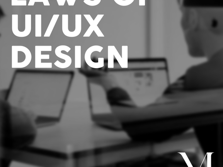 Laws of UI/UX Design