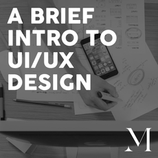 A Brief Introduction to UI/UX Design
