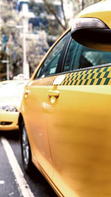 Táxi e Uber