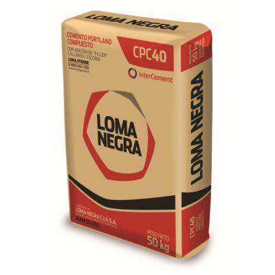 Cemento Loma Negra