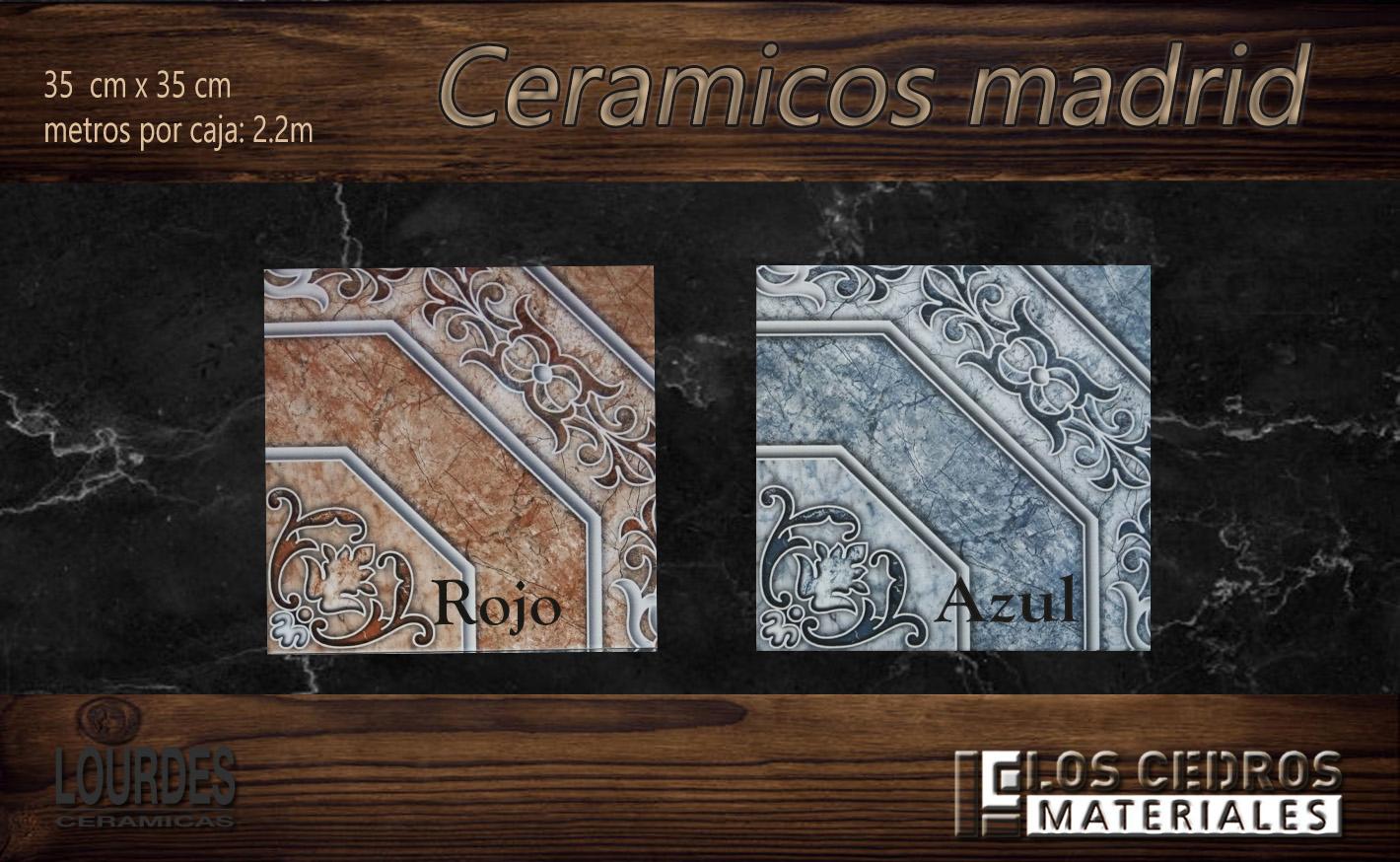 cermicos madrid