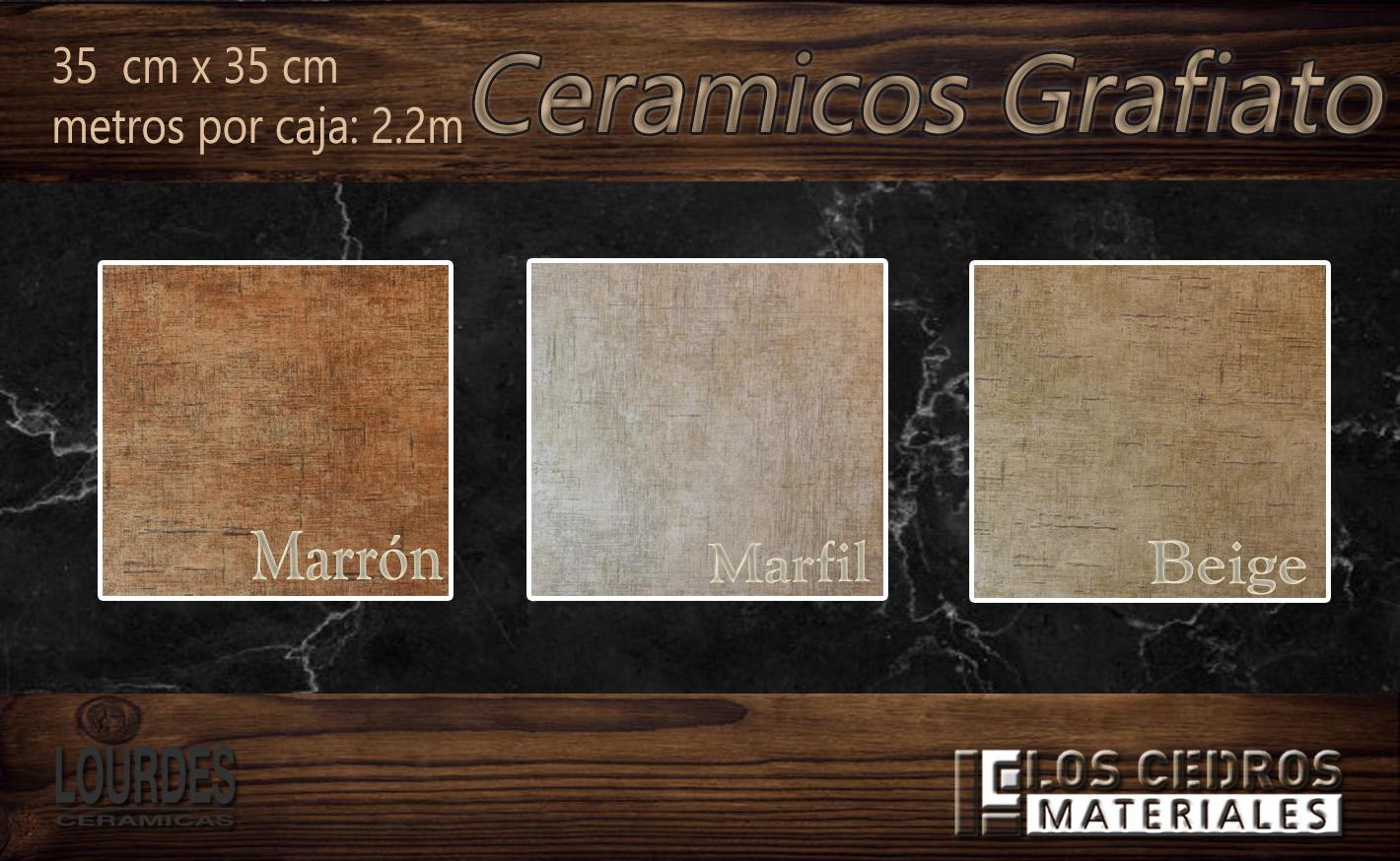 ceramicos grafiatto