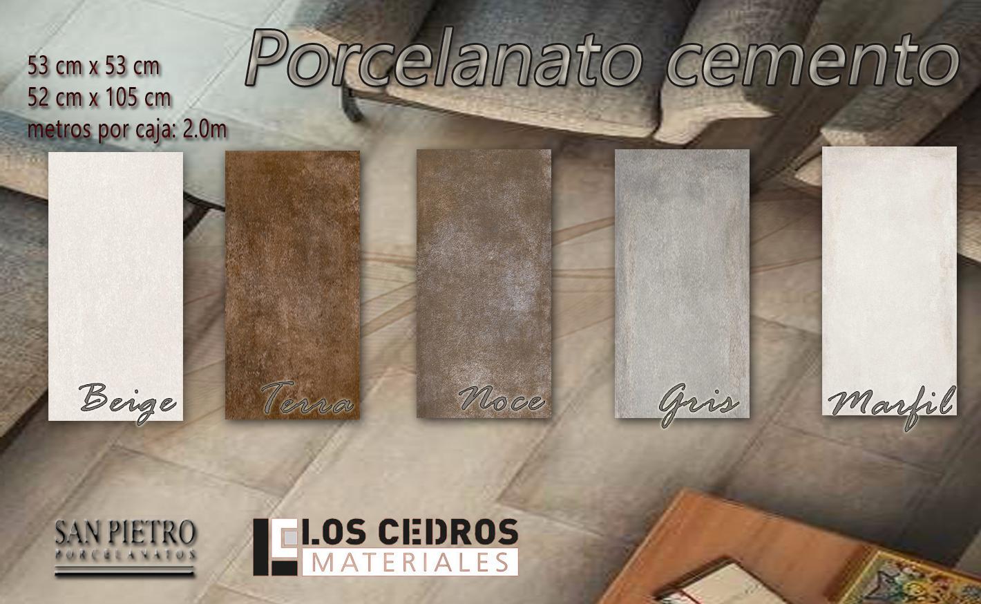 porcelanato cemento