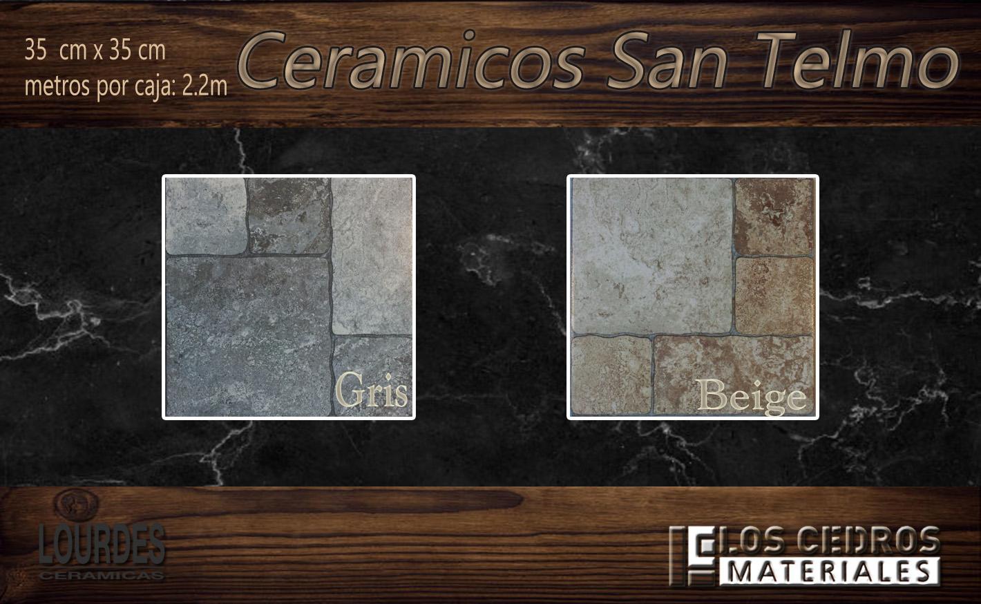 ceramicos San Telmo