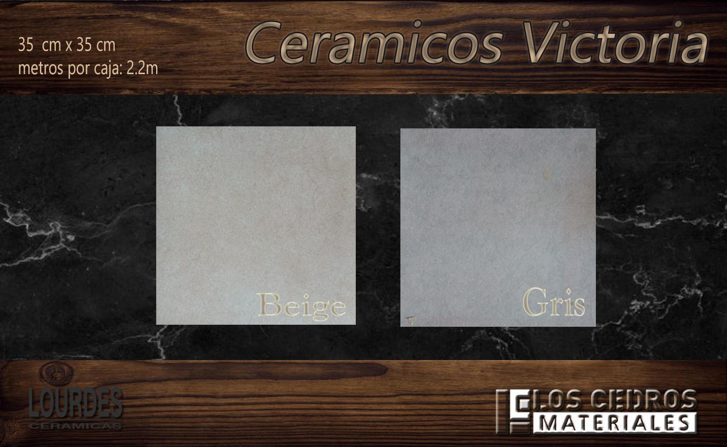 ceramicos victoria