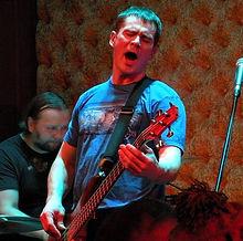 Kristjan Sarapuu bass