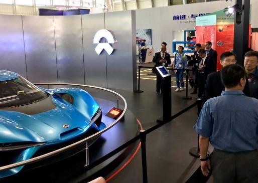 China dan Perlumbaan Teknologi Kenderaan Berautonomi