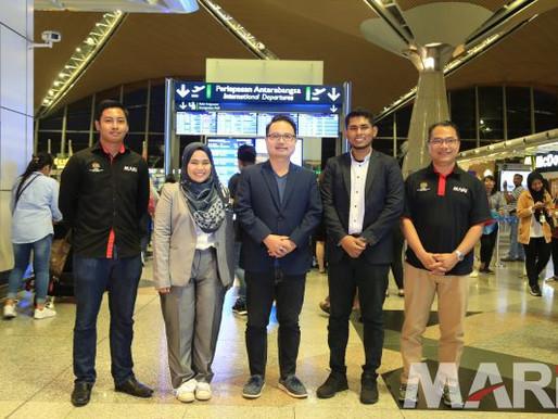 MARii Staffs Sent As PhD Candidates To UniSA