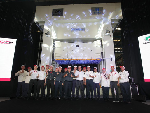 Perodua invests RM7 million to centralise past model parts production in Tanjung Malim