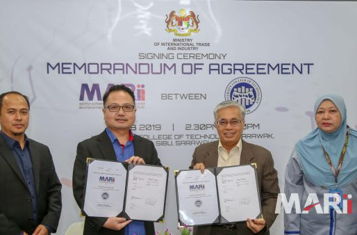 MARii and UCTS Ink MoA on R&D and Human Capital Programmes in Sarawak