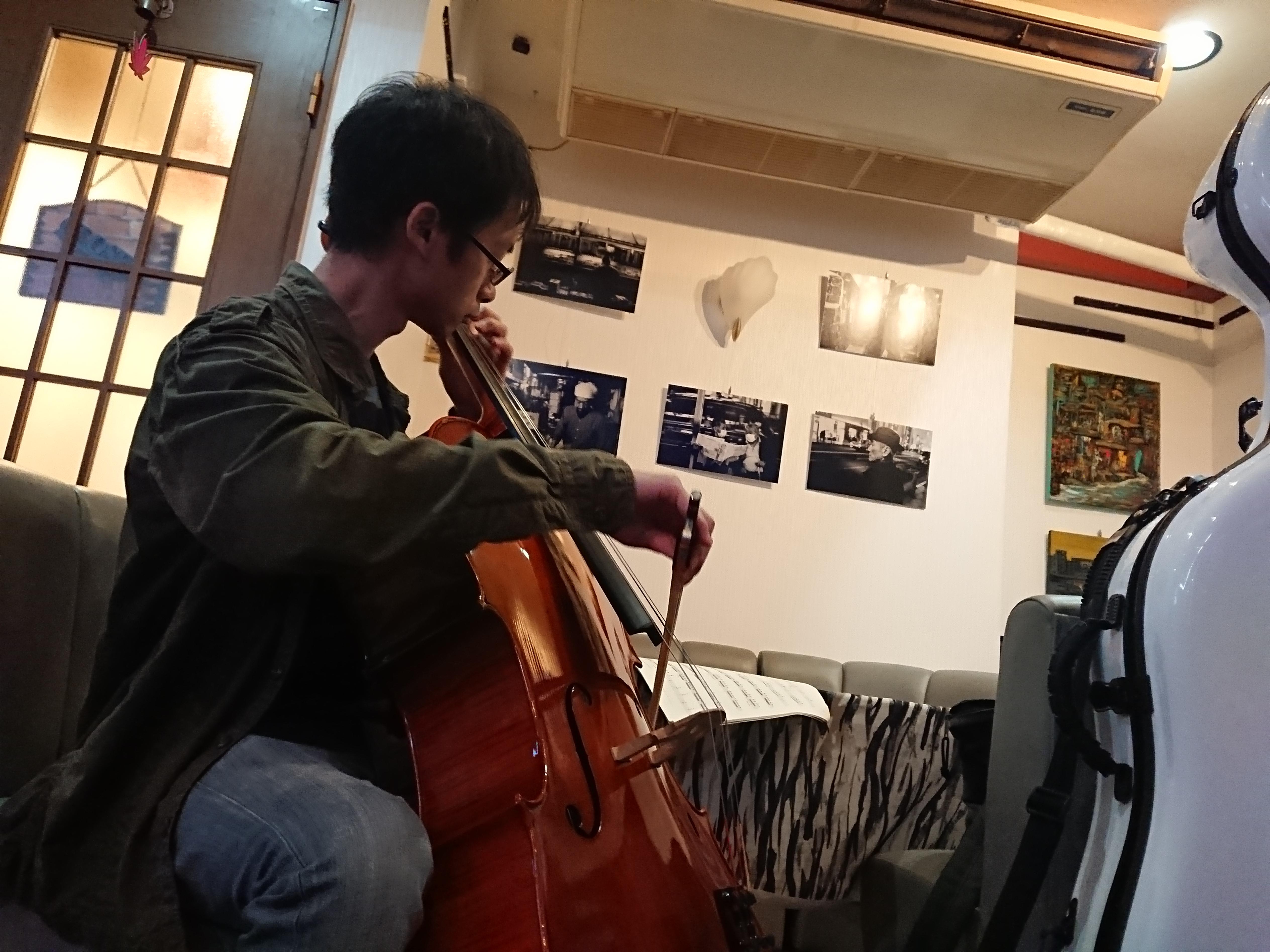 Atsushi Violin