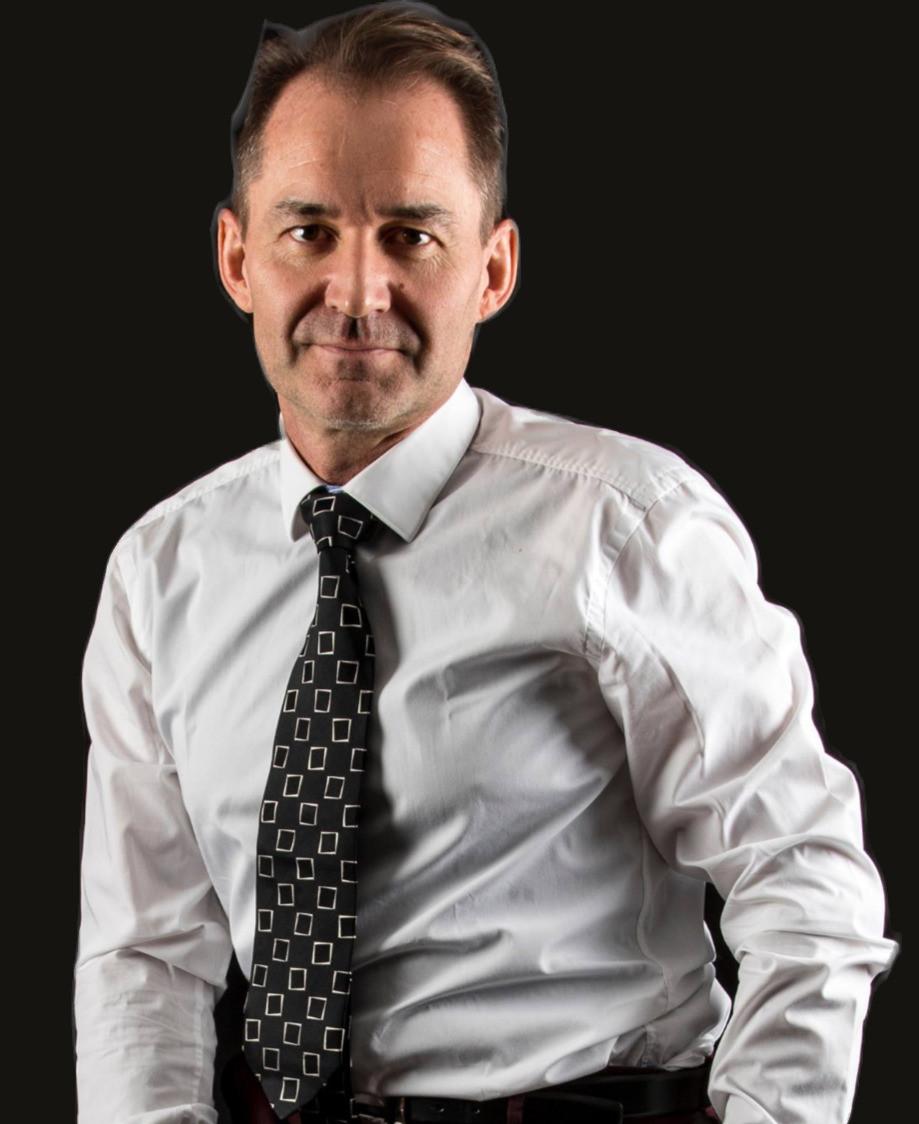 Dr. Tom Herregodts
