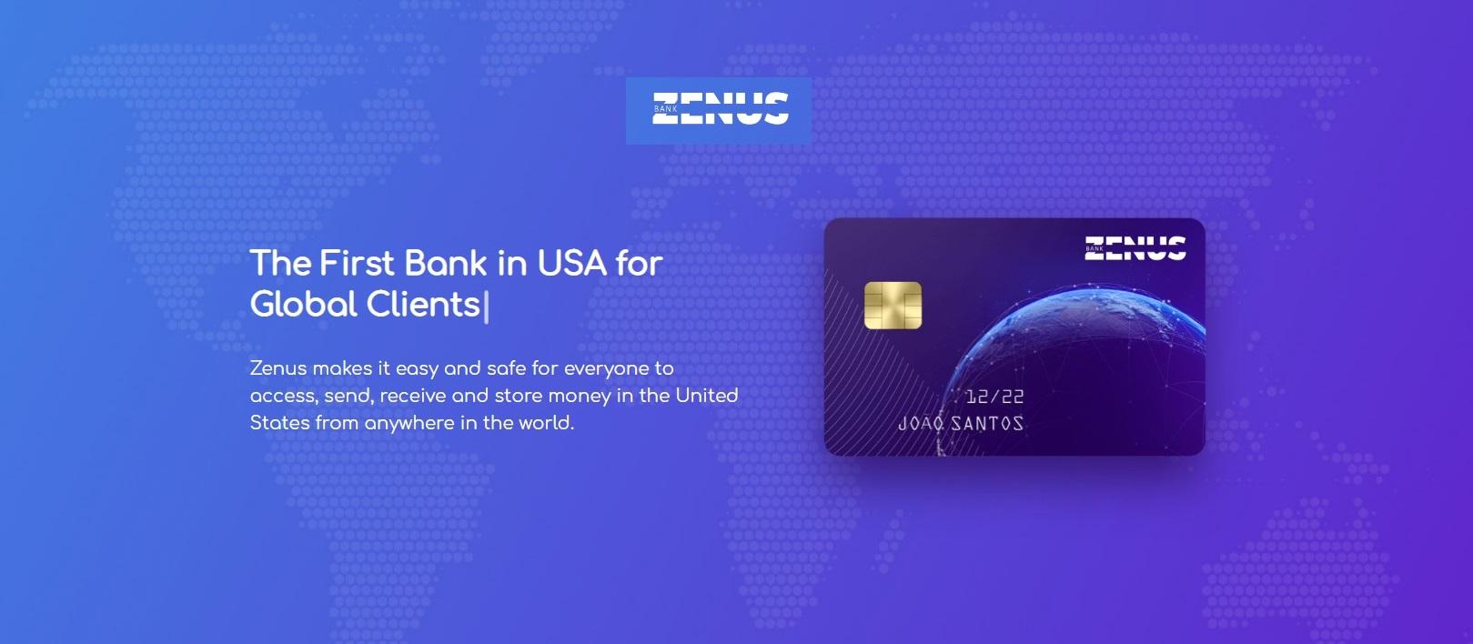 Zenus company new